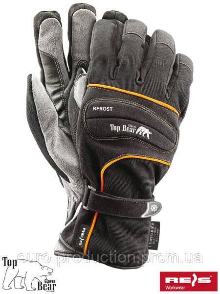 Перчатки защитные утепленные RFROST BS