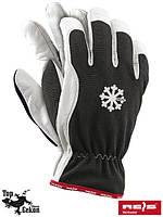 Перчатки защитные утепленные RLWARMER BW