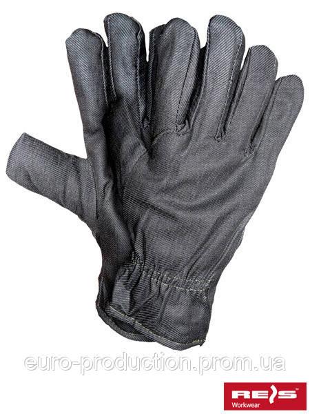 Защитные тиковые перчатки RDO G