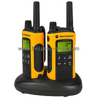 Рация Motorola  TLKR-T80EXT WE QUAD