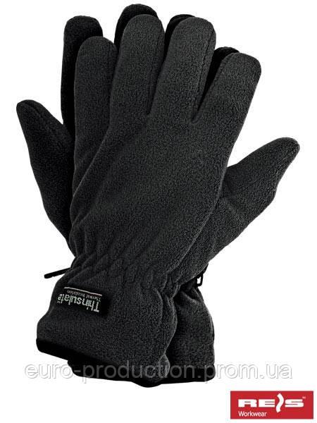 Защитные перчатки трикотажные, утепленные вкладкой Thinsulate RTHINSULPOL B