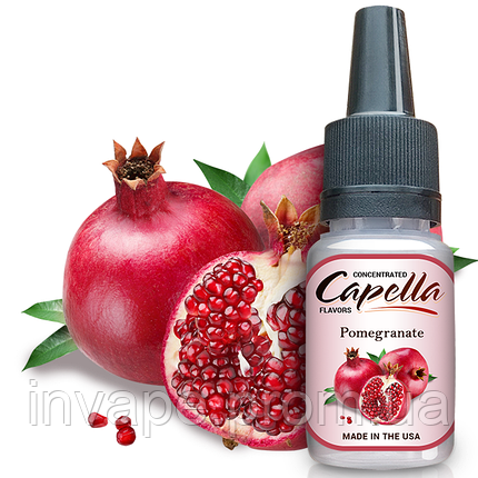 Ароматизатор Capella Pomegranate (Гранат) 5мл, фото 2
