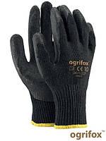 Перчатки защитные проклеенные OX-DRAGOS BB 10