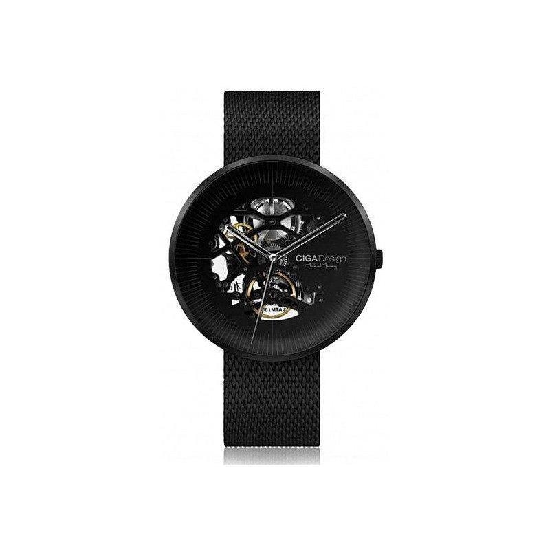 Наручные часы Xiaomi CIGA MY Mechanical Watch Meteorite Black
