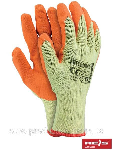Перчатки защитные RECODRAG YP