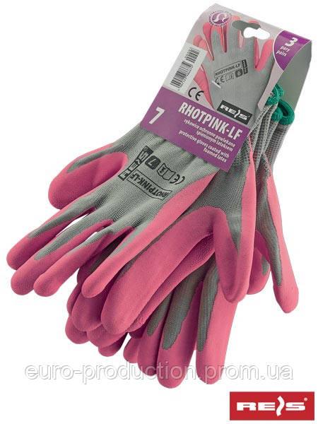 Перчатки защитные RHOTPINK-LF