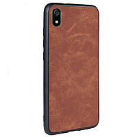 Чохол накладка Epik Leather PU + TPU для Xiaomi Redmi 7a