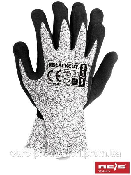 Защитные перчатки RBLACKCUT
