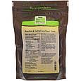 "Смажені насіння соняшнику NOW Foods, Real Food ""Roasted Sunflower Seeds"" солоні (454 г), фото 2"
