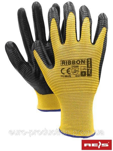 Защитные перчатки RIBBON YB