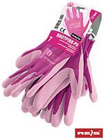 Перчатки защитные RHOTPINK-PU