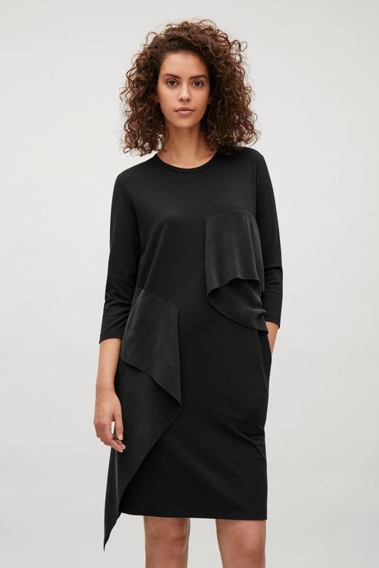 Платье COS ( Eur XS // CN 160/80A ;  Eur M  // CN 170/96A )