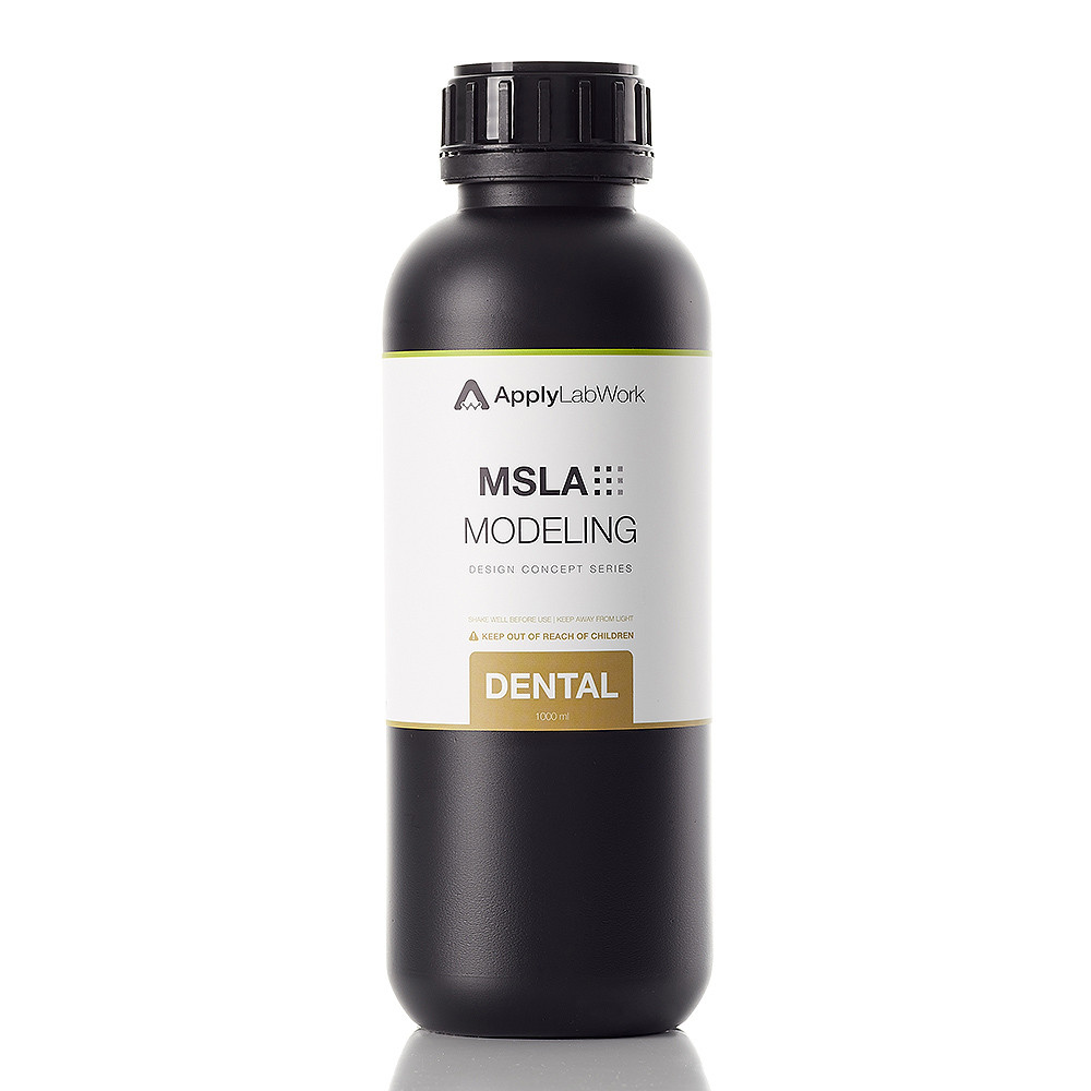 Фотополімерна смола Applylabwork MSLA Modeling Dental для LED/LCD 3D принтерів