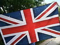 Флаг Великобритании с металлическими люверсами 90x150 cм. MFH. Германия.
