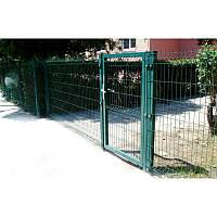 Калитка из сварной сетки с полимерным покрытием для 3Д заборов заграда калитки ворота сетка