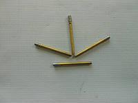 Сверло алмазное трубчатое по стеклу (Полтава) D 3 мм