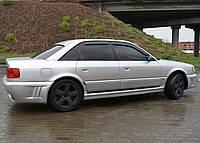 Ветровики, дефлекторы окон Audi 100 Sedan (4A,C4) 1990-1994 'Cobra tuning'