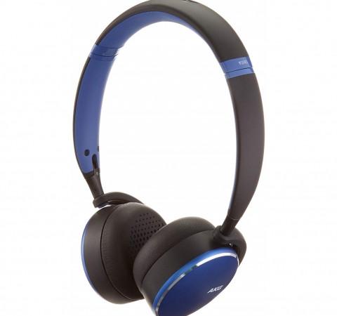 Оригинальные наушники AKG Y500 Wireless Blue (Синий)