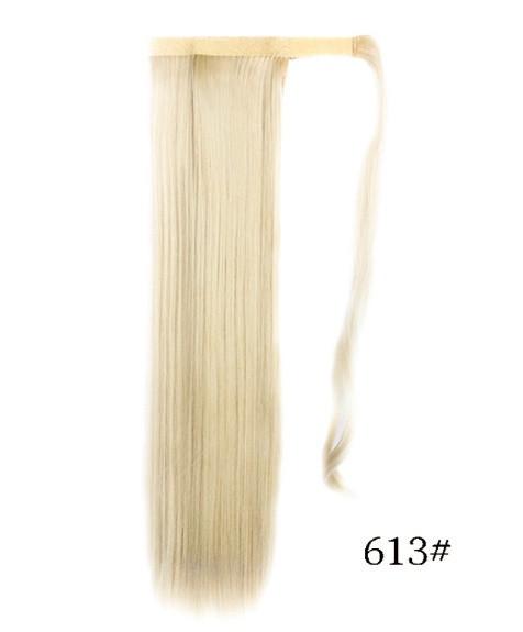 Накладной длинный  хвост 60см. 4006 №613