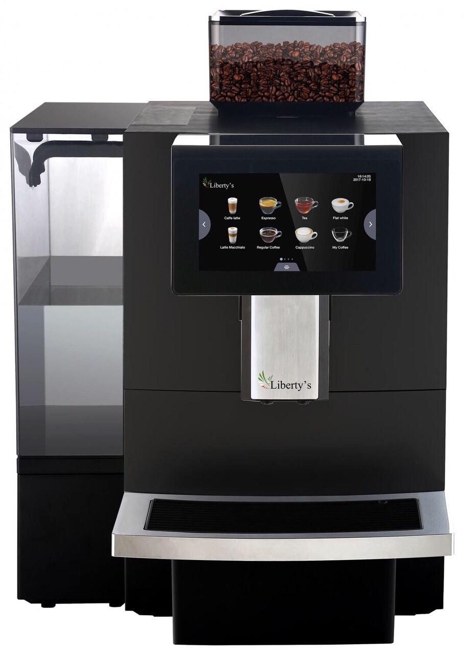 Кофемашина Dr. Coffee (Liberty`s) F11 Plus Big 8L