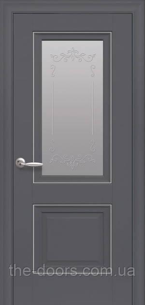 Дверь Имидж Р2 стекло сатин с рисунком