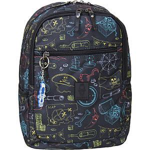 Школьный рюкзак Bagland Young для мальчика подростка 35*25*15 см