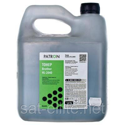 Тонер PATRON Brother HL-2040/2030/2070 1кг (PN-BHL2040-1)