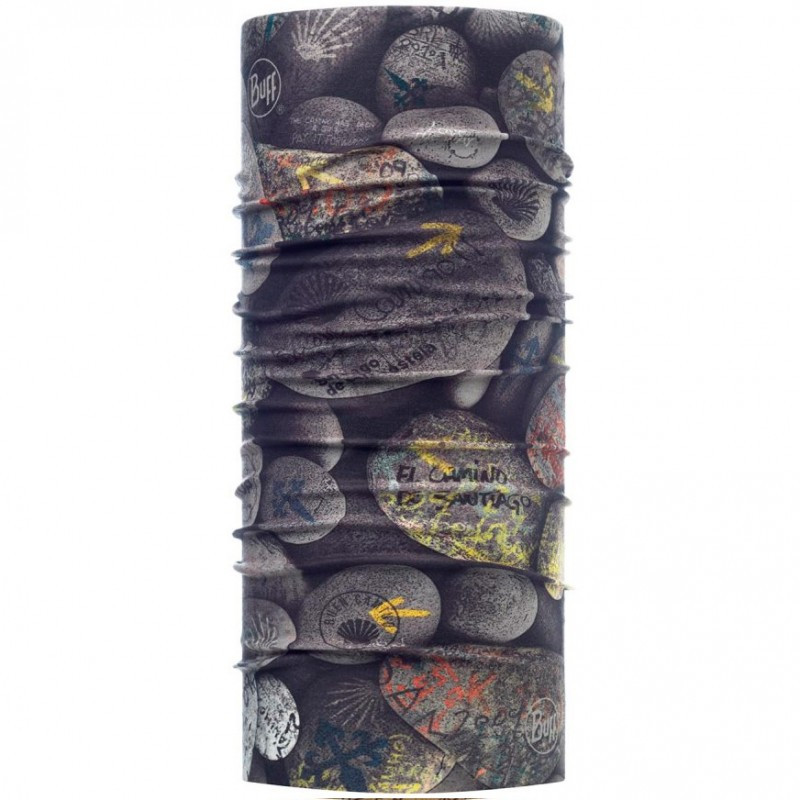 Бафф Buff Camino CoolNet UV+ The Way Flint Stone