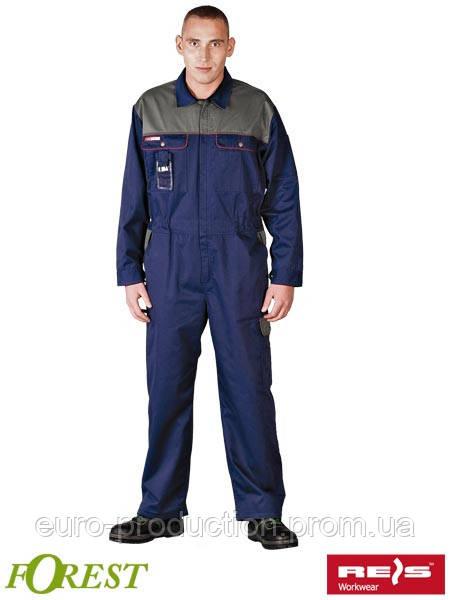 Комбинезон защитный (спецодежда) KF GS