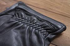 Мужские кожаные перчатки 931, фото 2