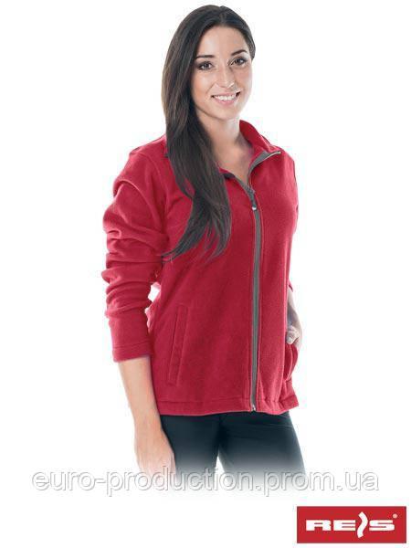 Флисовая куртка женская POLLADYDS C