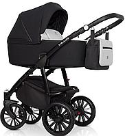 Детская универсальная коляска 2 в 1 Riko Villa 02 Platinum, фото 1