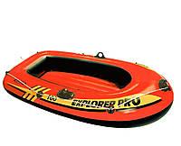 Надувная лодка Intex 58355 Explorer Pro 100, 160 х 94 х 29 см, фото 1