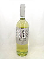 "Вино біле ""Serenissima Chardonnay Trevenezie"" IGT 0.75 l"