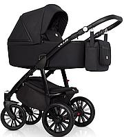 Детская универсальная коляска 2 в 1 Riko Villa 04 Carbon