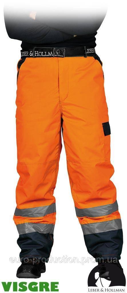 Утепленные защитные брюки до пояса LH-VIBETRO PG