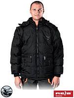 Куртка утепленная овчинкой DARKNIGHT B