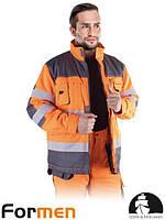 Куртка рабочая зимняя сигнальная LH-FMNWX-J PSB