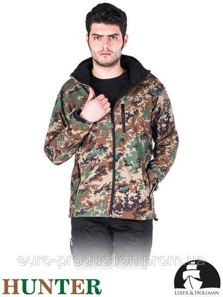 Куртка водостойкая рабочая камуфляжная LH-CAMOSHELL MO