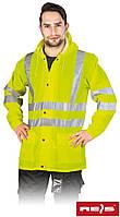 Куртка защитная от дождя KPDPUFLUO Y