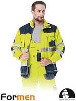 Блуза защитная LH-FMNX-J YGS