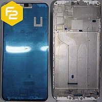 Xiaomi Redmi Mi A2 lite (Redmi 6 PRO) white кадр / рамка екрану / каркас
