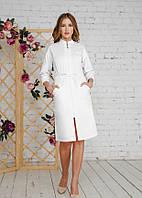 Медицинские женские халатыот украинского производителя «medmarket».