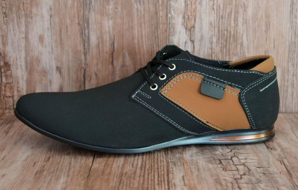 Туфлі чоловічі casual 43 Розмір