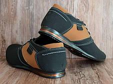 Туфлі чоловічі casual 43 Розмір, фото 3