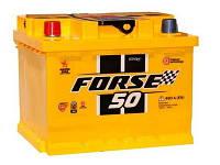 Аккумулятор Forse 50Ah 480A (левый+)