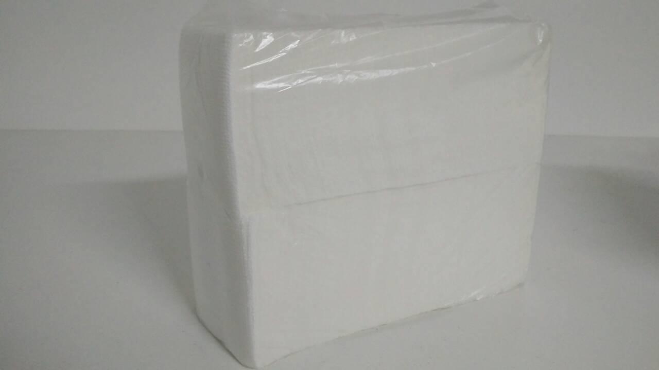 Салфетка белая  300лист подПремьеру (Львов) однотонная (1 пач)