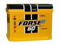 Аккумулятор Forse 60Ah 600A  (правый +)
