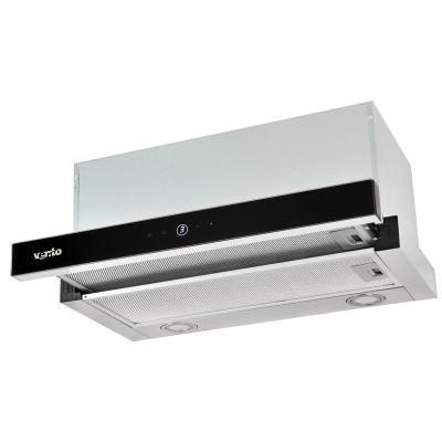 Вытяжка кухонная VENTOLUX GARDA 60 BG (1000) TC LED