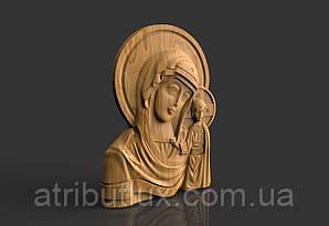 Ікона Богоматір Казанська